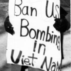 Ban U.S. bombing