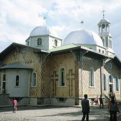 An Ethiopian Church