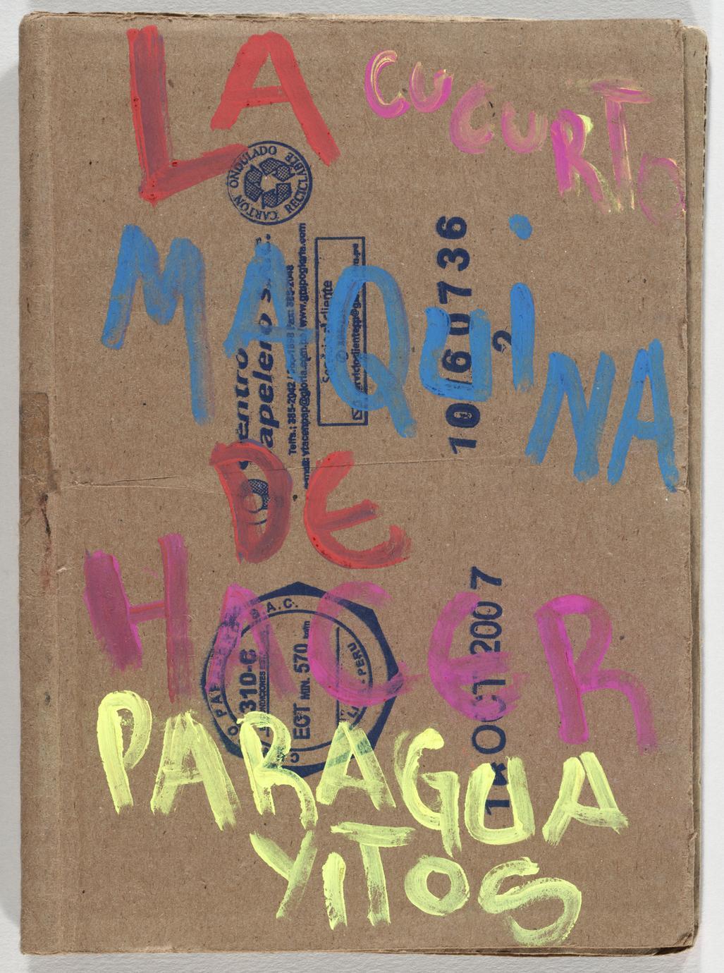 La máquina de hacer paraguayitos (1 of 2)