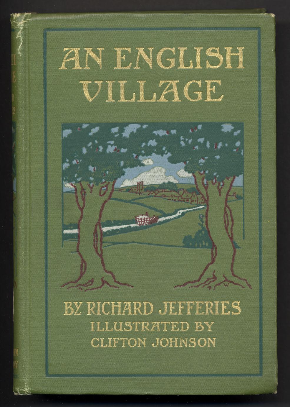 An English village (1 of 2)