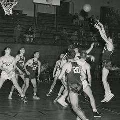 Kenosha Center basketball game
