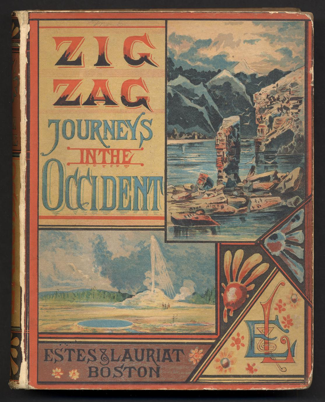 Zigzag journeys in the Occident (1 of 9)