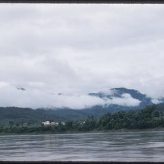 Storm on the Mekong River