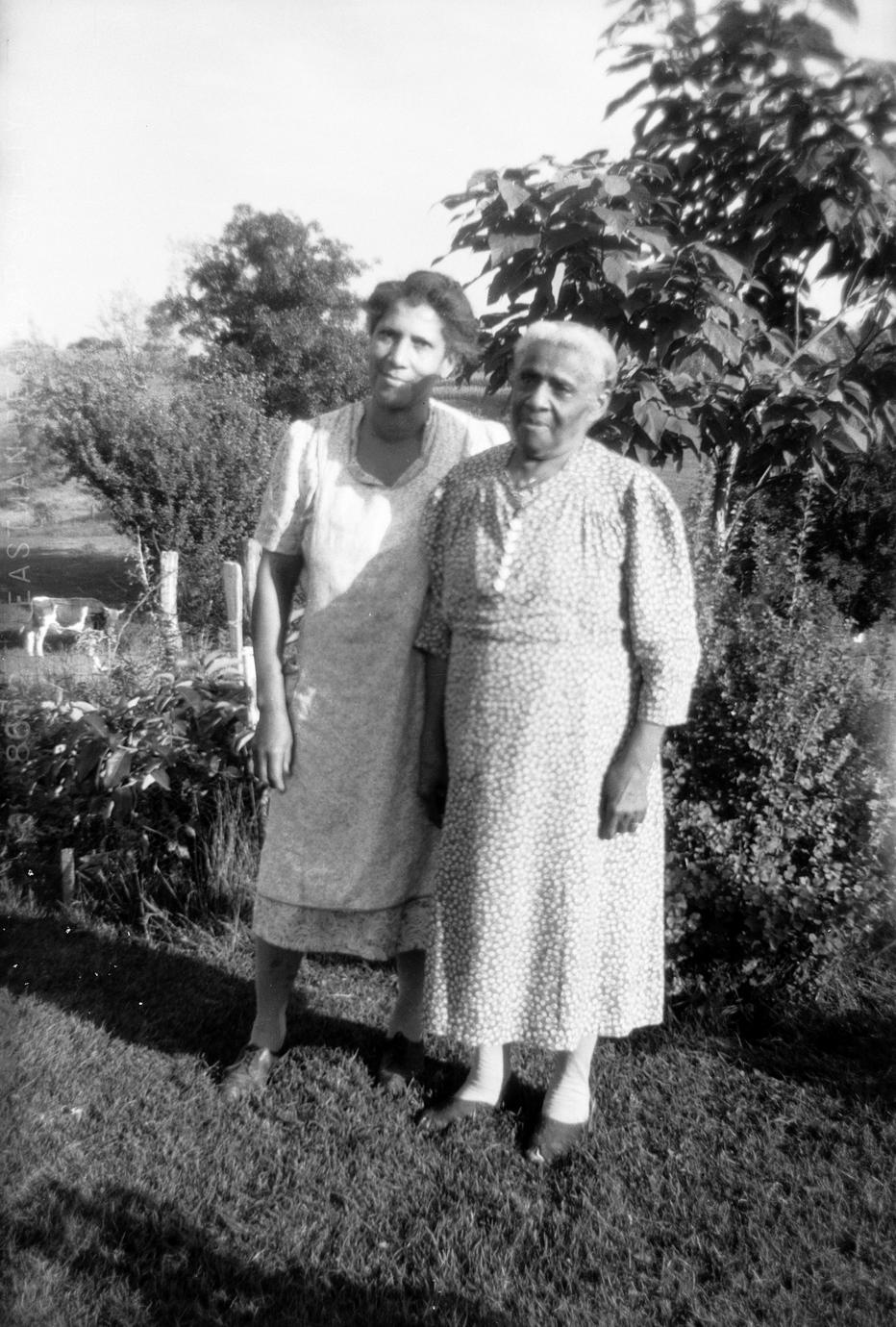 Lily Richmond and woman