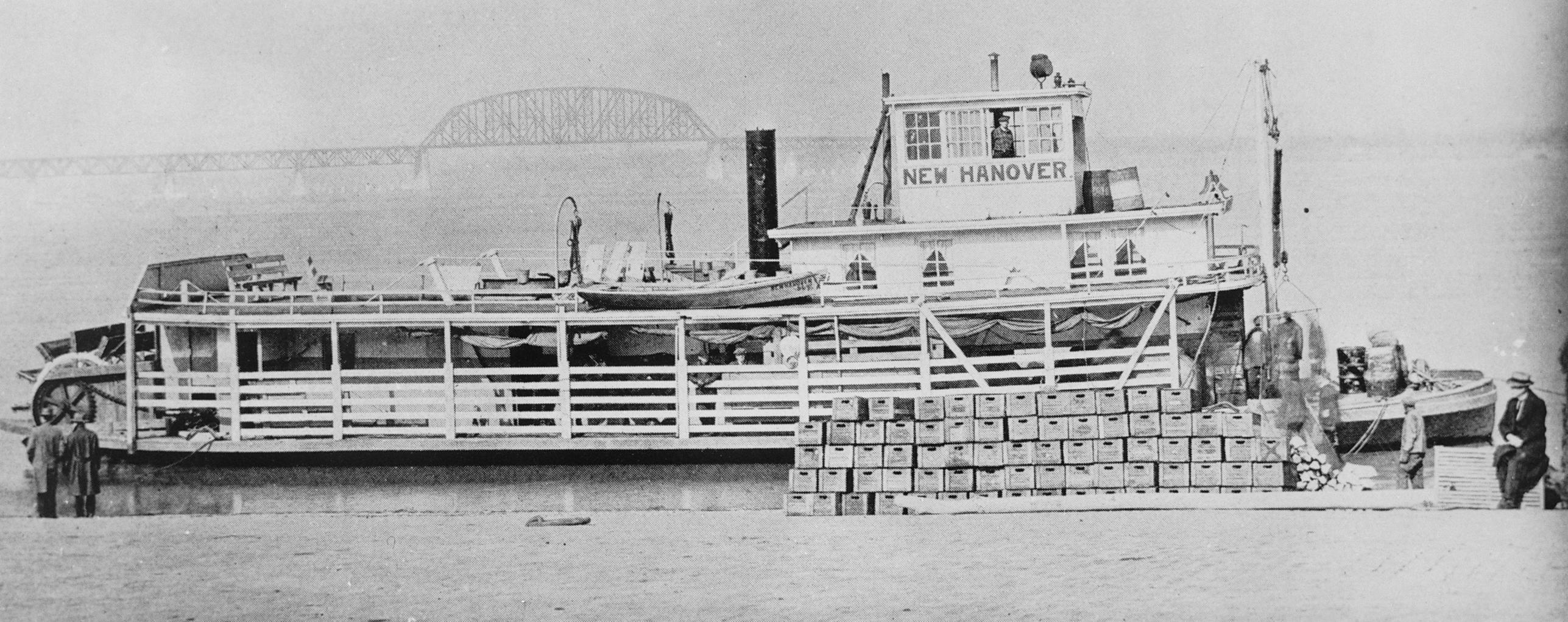 New Hanover (Towboat/Packet)