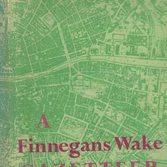 A Finnegans wake gazetteer