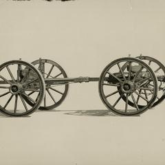Bain farm wagon gear