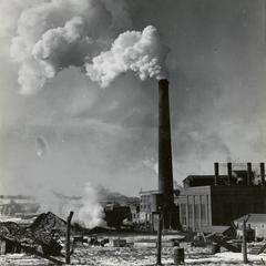 Mosinee paper mill