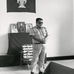 Tiao Bovone Vatthana, Governor (Chao Khoueng) Houa Khong Province