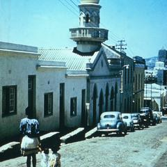 The Malay Quarter in Cape Town