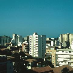 High-Rise Buildings in Plateau Area of Dakar