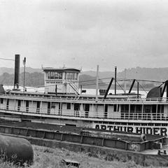 Arthur Hider (Towboat, 1898-1947)