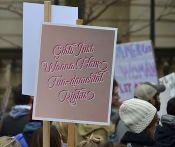 Girls Just Wanna Have Fun-damental Rights