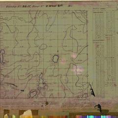 [Public Land Survey System map: Wisconsin Township 43 North, Range 02 West]