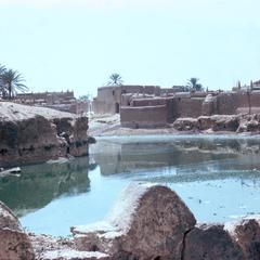 Water-filled Pit in Kano City