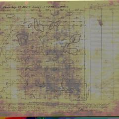 [Public Land Survey System map: Wisconsin Township 30 North, Range 01 West]