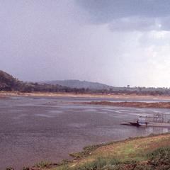 Ubangi River and Ferry