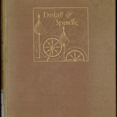 Distaff and spindle