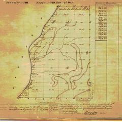 [Public Land Survey System map: Wisconsin Township 26 North, Range 23 East]