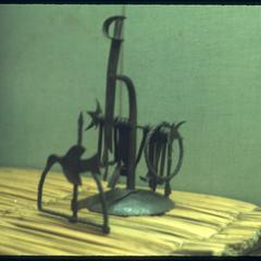 Sculpture for Ogun