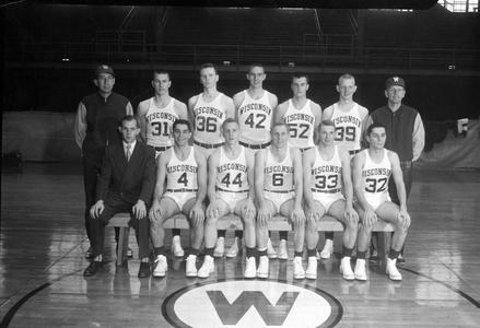 Men's 1951 Basketball team