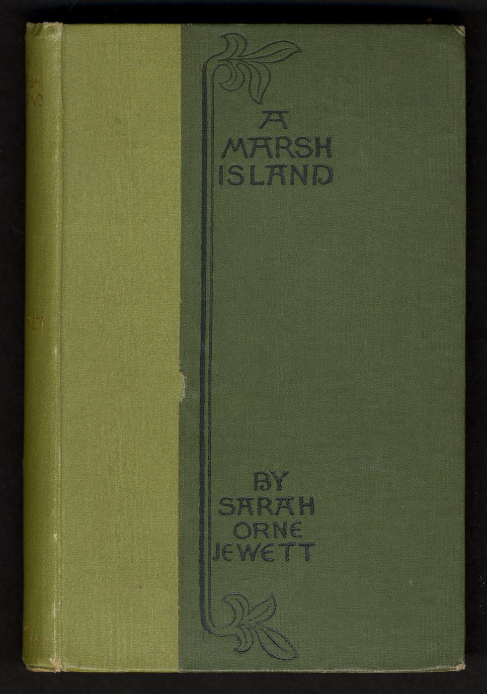 A marsh island (1 of 2)