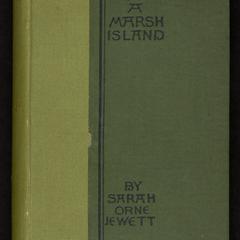 A marsh island