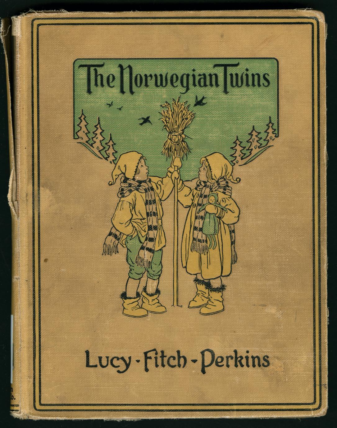 The Norwegian twins (1 of 4)