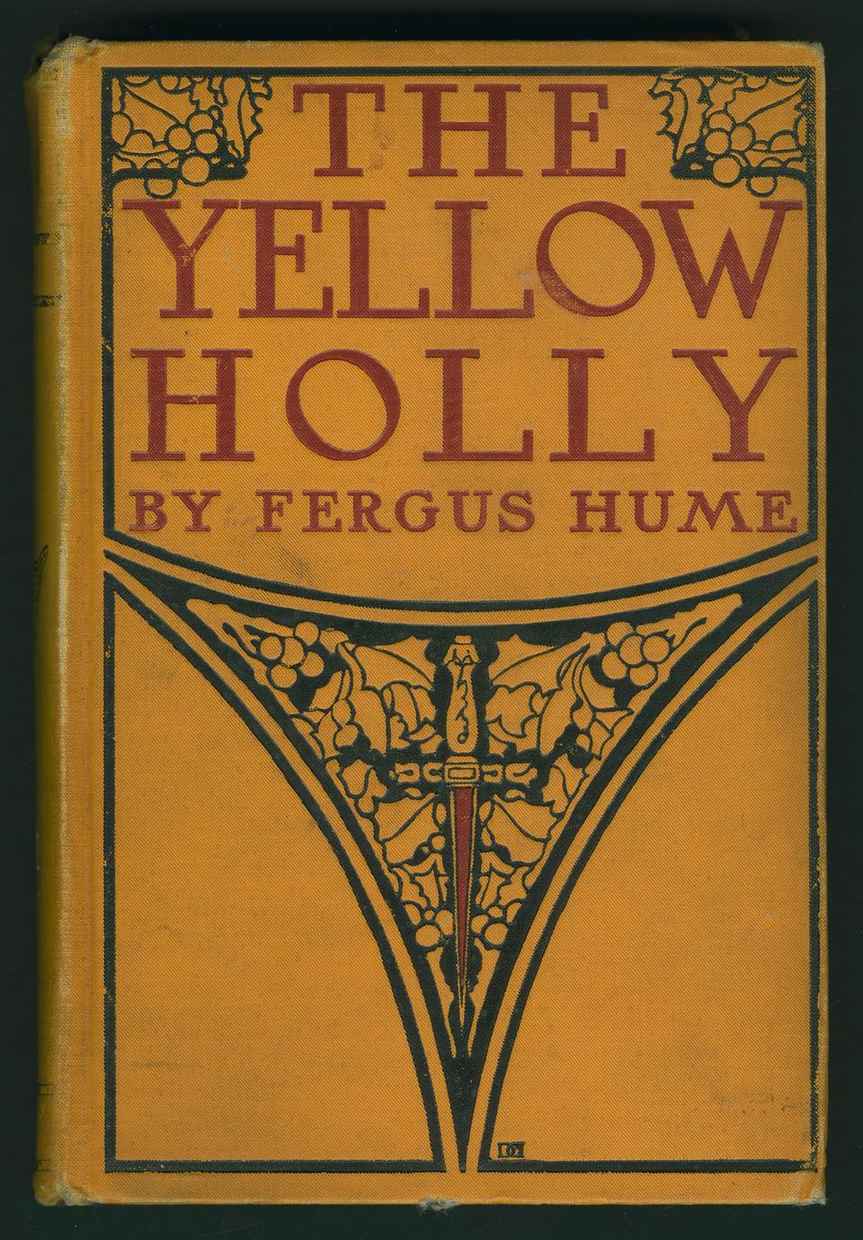 The yellow holly (1 of 3)