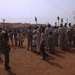 Crowd of Iwude festival