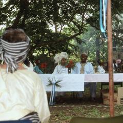 People at Ladipo wedding