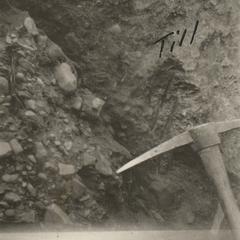 Gravel pit near old brick factory