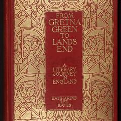From Gretna Green to Land's End : a literary journey in England