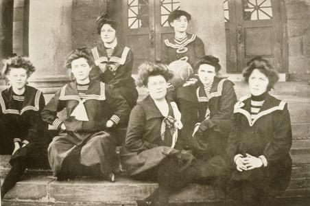 1900s Superior Normal School students