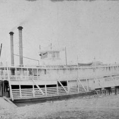 Silver Crescent (Towboat/Rafter/Packet, 1881-1907)
