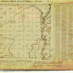[Public Land Survey System map: Wisconsin Township 29 North, Range 17 East]