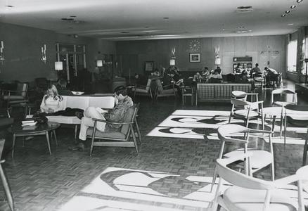 Reeve Memorial Union lounge