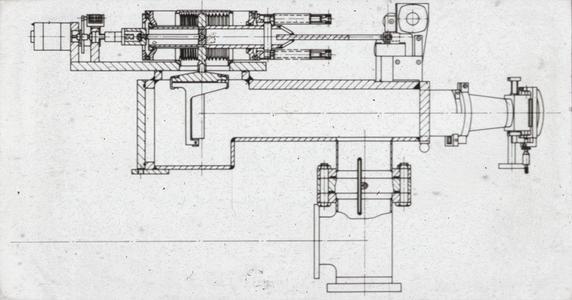 Synchrotron radiation equipment
