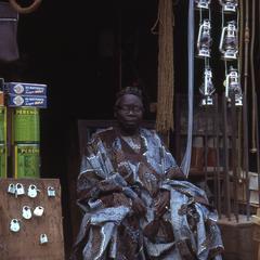 Fadahunsi's shop