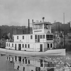 Sergeant Pryor (Towboat, 1935-)