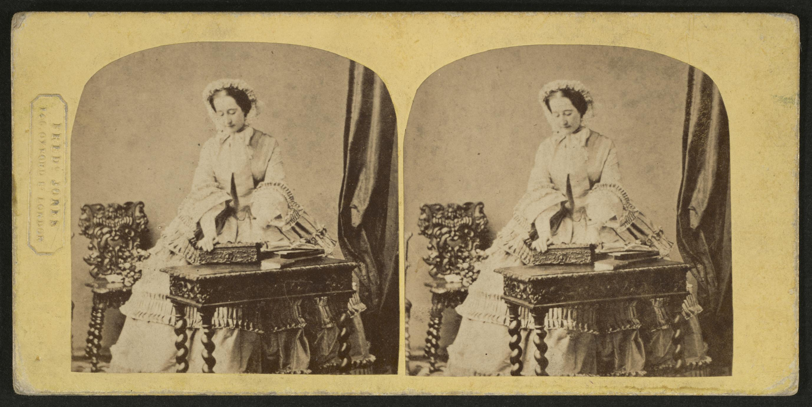 The Empress Eugenie (1 of 3)