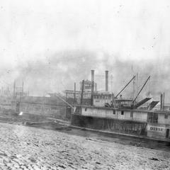 Dixie (Towboat, 1910-1930?)