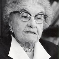 Gladys Borchers Emeritus Professor
