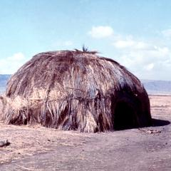 A Zulu Storage Shed