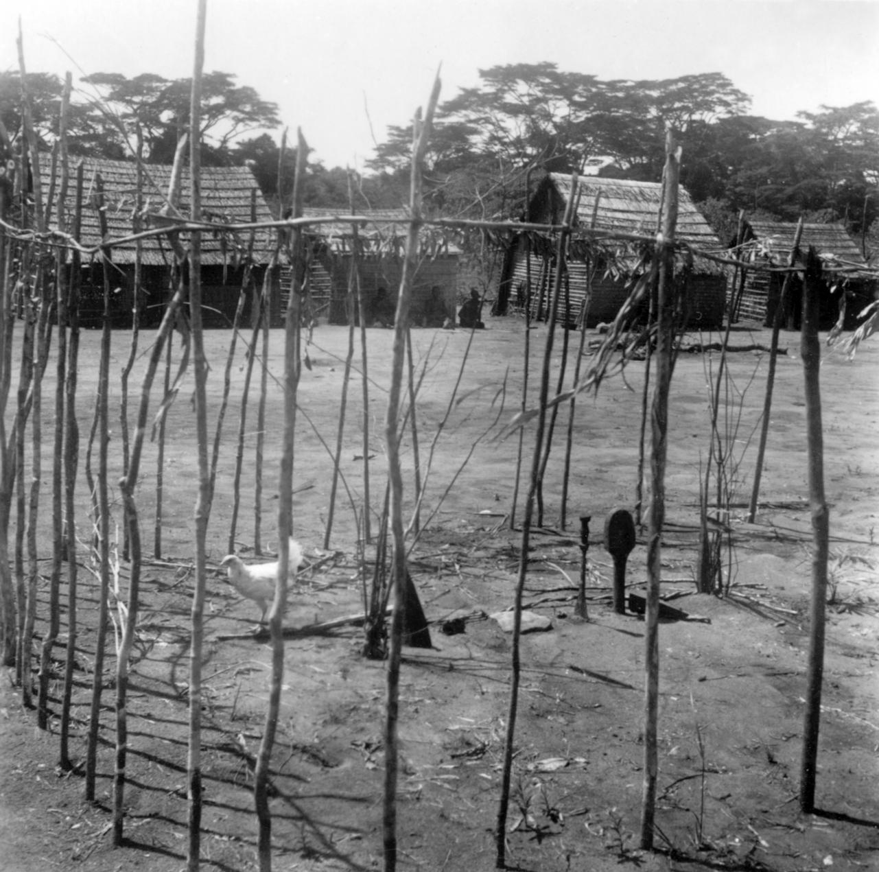 Enclosure of Unifinished Kuba-Kel Anti-Witch Cult, Miko MiIyol