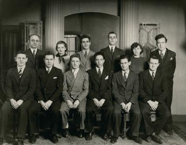 1938 Geode staff