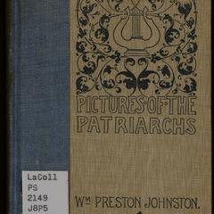 Pictures of the patriarchs and other poems