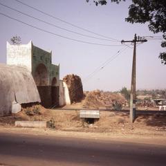 Road in Zaria