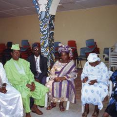 Members at the Iloko community meeting