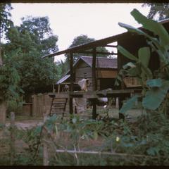 Ban Pha Khao : village house